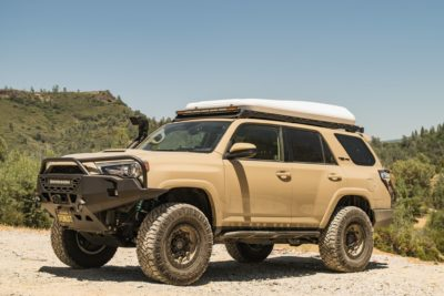 2018 lifted Toyota 4Runner offroad 001