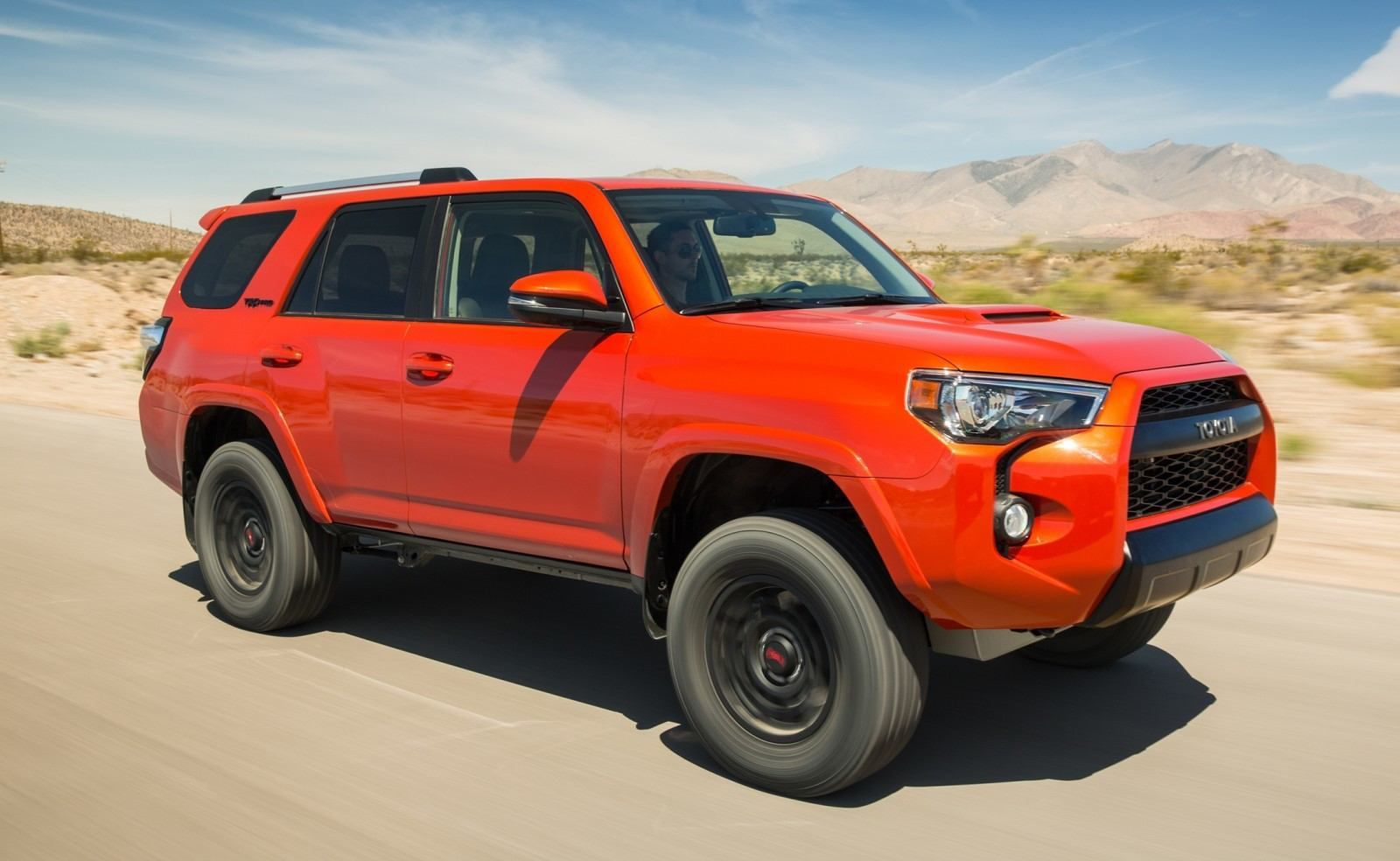 Toyota 4Runner Lifted >> Incredible SUV Toyota 4Runner 2018: 25 images in HD