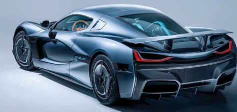2019 Rimac Concept two 02