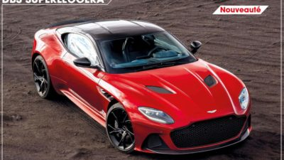 2019 Aston Martin DBS Superleggera 812