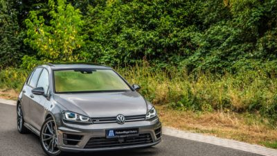 2018 Grey Volkswagen Golf 7 R (Hatchback)