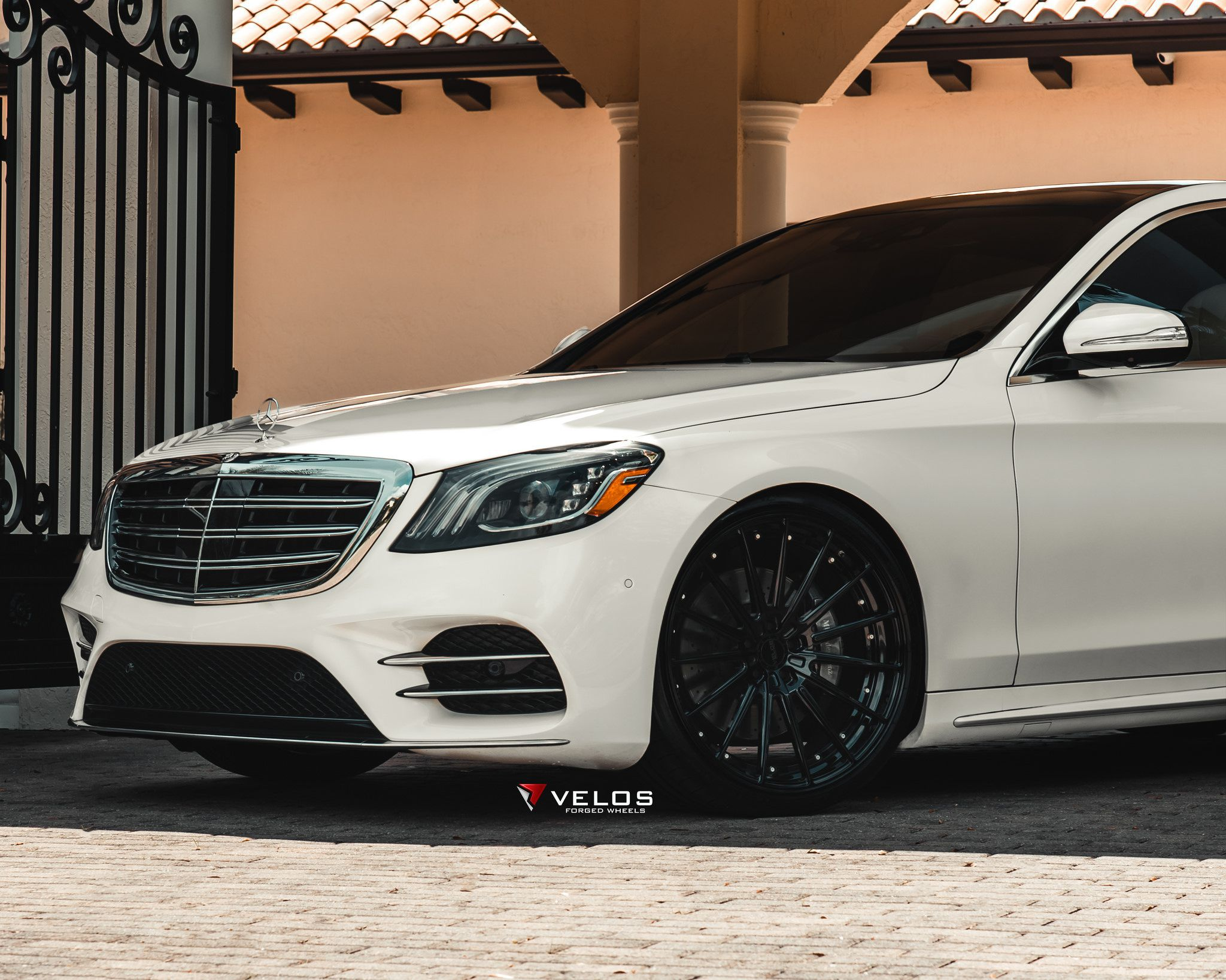 02 white Mercedes Benz S Class S 450 Sedan 4matic 2018
