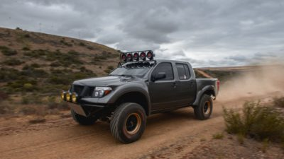 off road suv - dark-grey Nissan Frontier SE in high quality