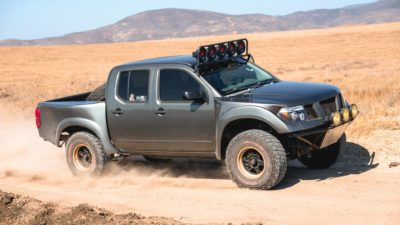 off road suv - dark-grey Nissan Frontier SE 4x4