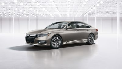 New Honda sedan - 2018 grey Honda Accord Sport