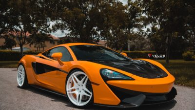 2018 McLaren 570S V8 562 hp (Coupe / Spider)