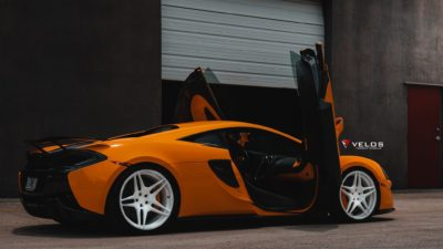 2018 orange McLaren 570S coupe 09