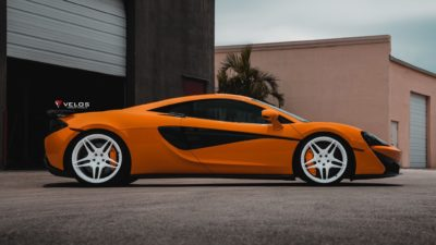 2018 orange McLaren 570S coupe 10