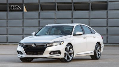 2018 white Honda Accord Sport 4dr sedan Turbo CVT 03