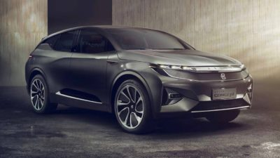 2019 Byton electric crossover concept 08
