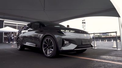 2019 Byton electric crossover concept 06