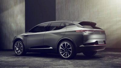 2019 Byton electric crossover concept 05