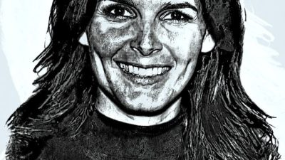 American actress and model – Angela (Angie) Michelle Harmon