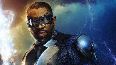 Cress Williams as Jefferson Pierce Black Lightning TV 01