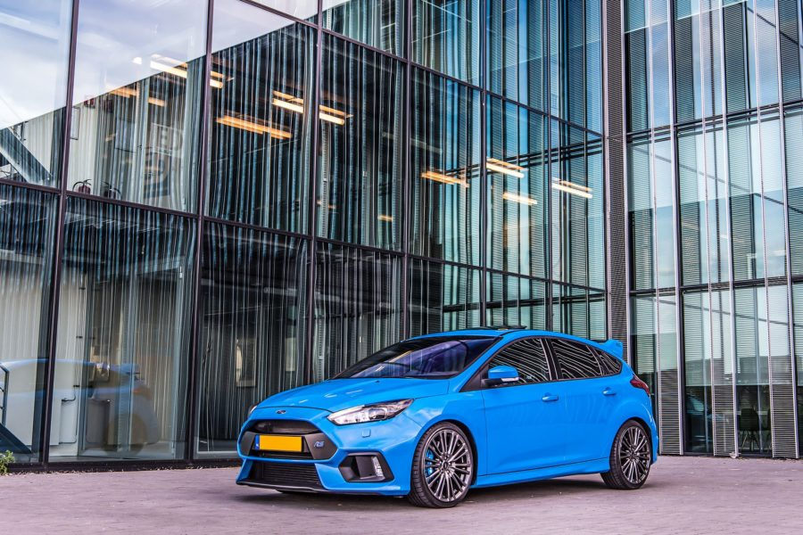 Ford Focus RS 6