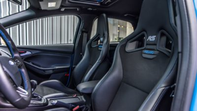 Ford Focus RS interior 5