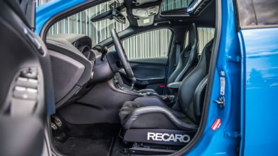 Ford Focus RS interior 6