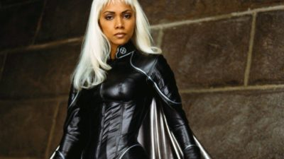 Halle Berry as Ororo Munroe Storm