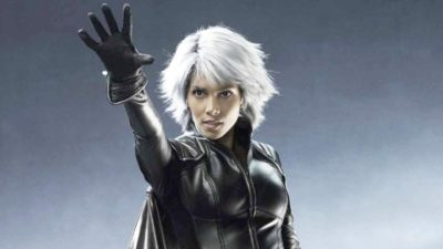 Halle Berry as storm hairstyle