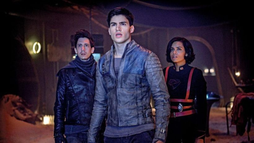 Krypton TV: 3 main roles