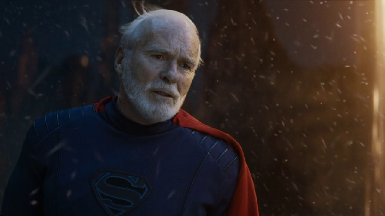 Krypton TV: Ian McElhinney as Val El