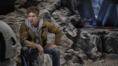 Krypton TV: Shaun Sipos as Adam Strange