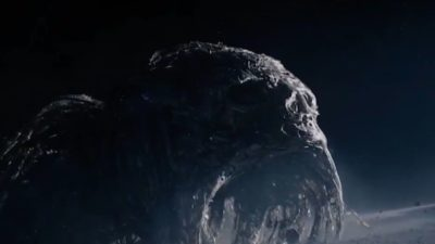Krypton TV: a monster