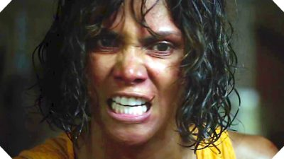 angry Halle Berry