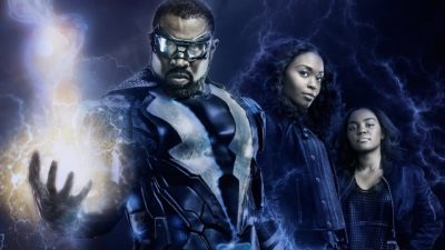 black lightning main cast