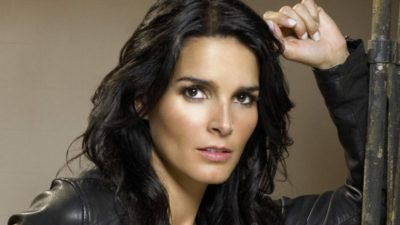 charming face by Angie Harmon