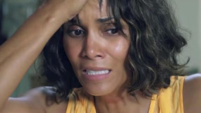 crying Halle Berry