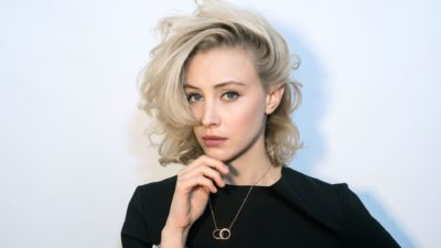 beautiful actress Sarah Gadon
