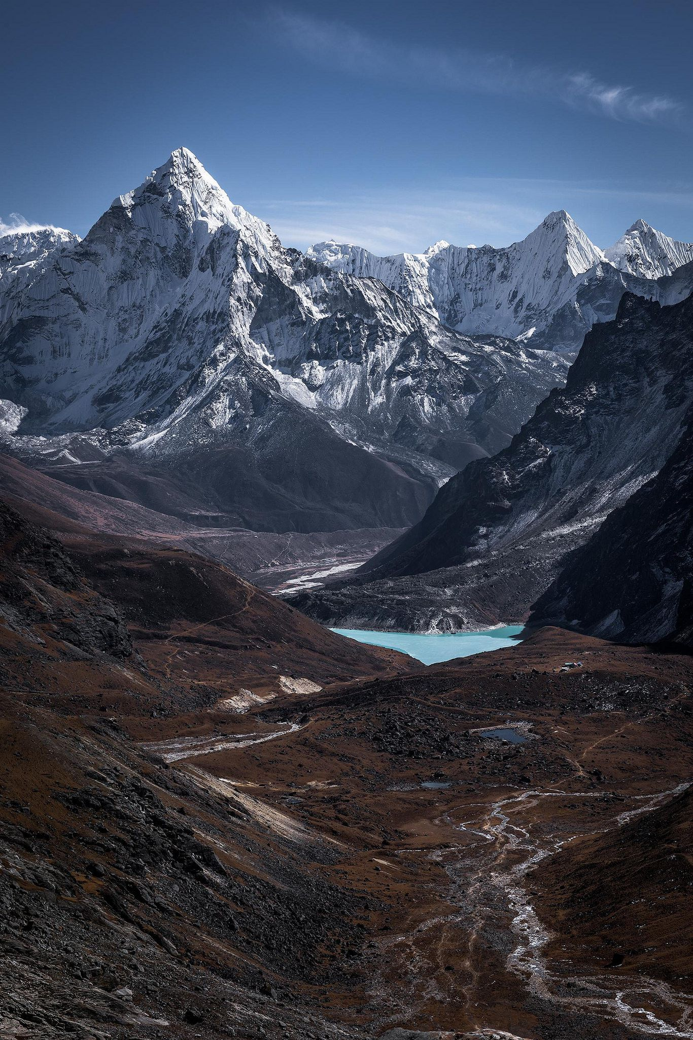 paradise on the Earth its mount Everest