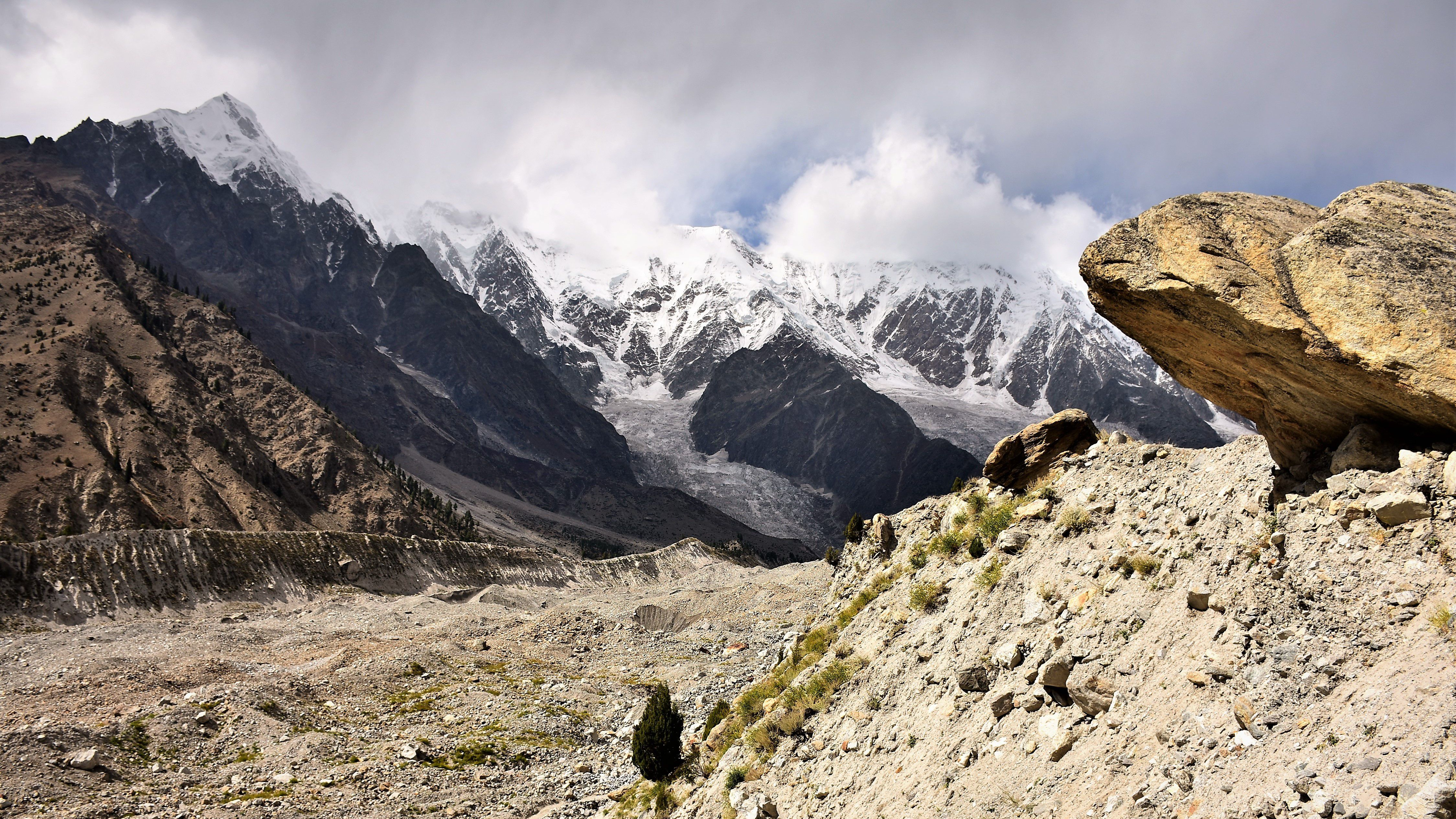 Passage to the mount Nanga Parbat