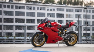 Ducati 1199 Panigale Classic Red