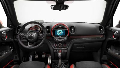 2018 MINI Cooper S all4 interior