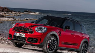 2018 red MINI Cooper S widescreen