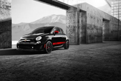 wallpaper of fiat 500 abarth