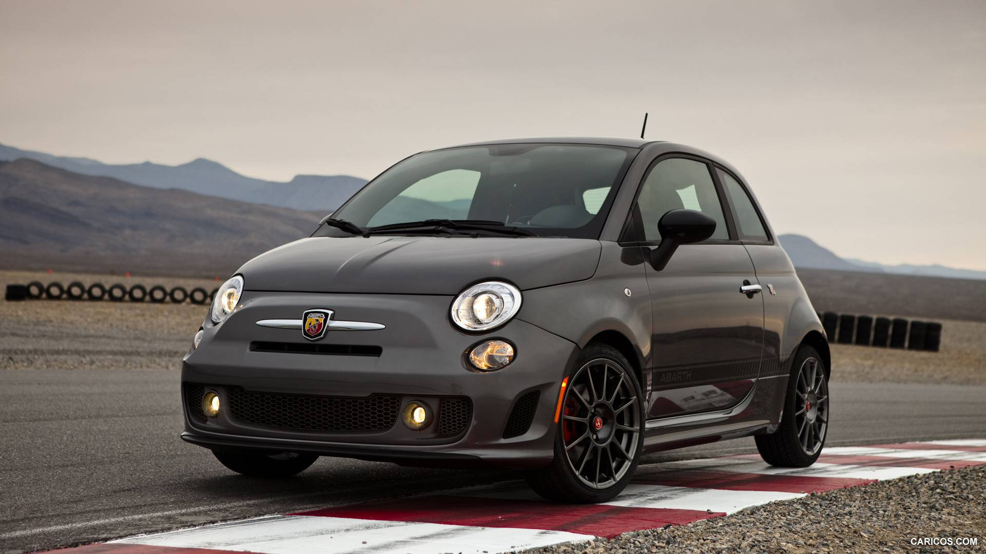 19 Fiat 500 Abarth 2018 Hd High Quality Images