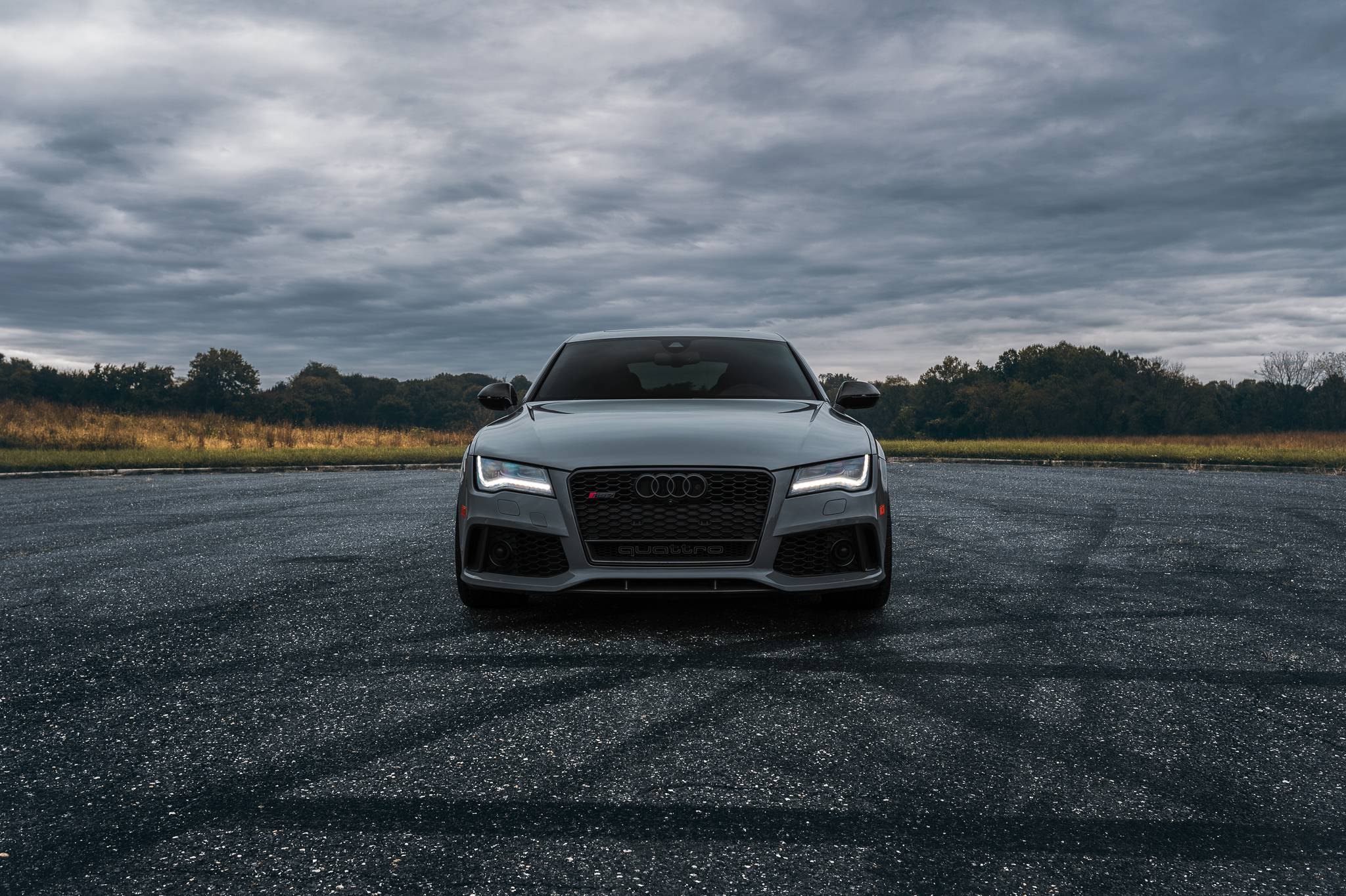 Audi RS7 2018 HD Images In High Quality