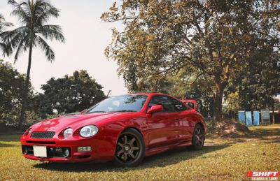 Toyota Celica ST203 coupe in high quality