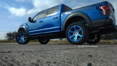 custom wheels Ford Raptor 2018
