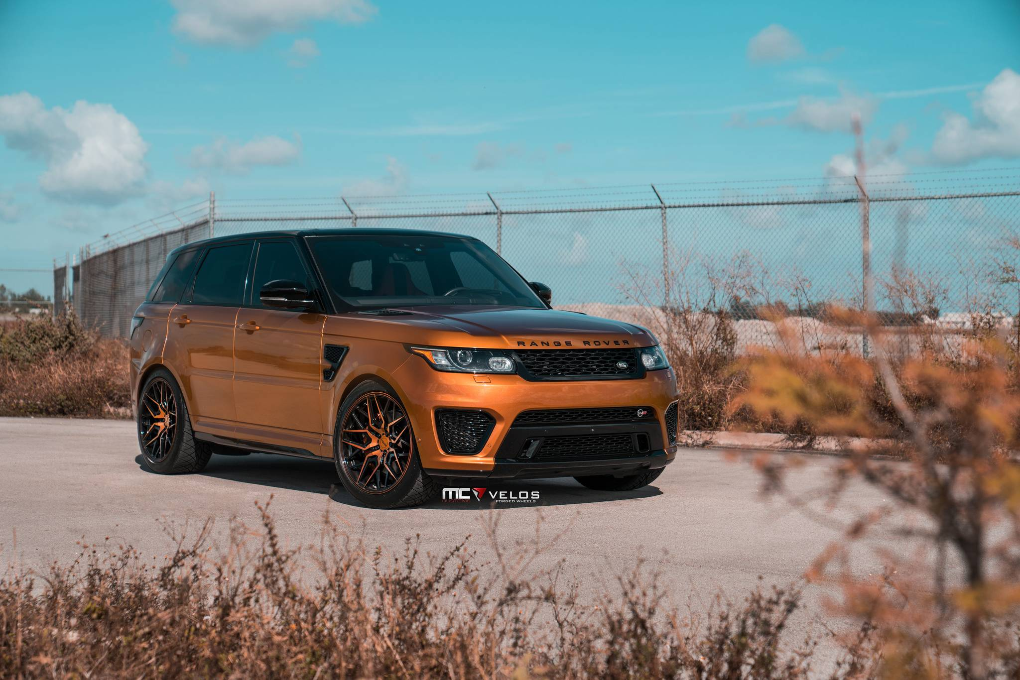 Range Rover Sport in High Quality