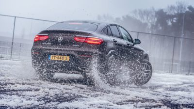 Mercedes-Benz GLC 250 4MATIC Coupé, Drift, Winter, Snow