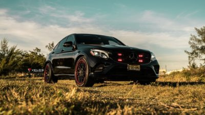 Mercedes-Benz GLE 43, Black, Crossover