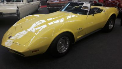 1967 Chevrolet Corvette 5.7 Stingray, Cabriolet, C3, Retro car