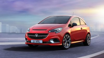 2018 Vauxhall Corsa GSi, Red, Hatchback