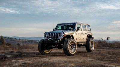 Wrangler Rubicon JLU wallpaper