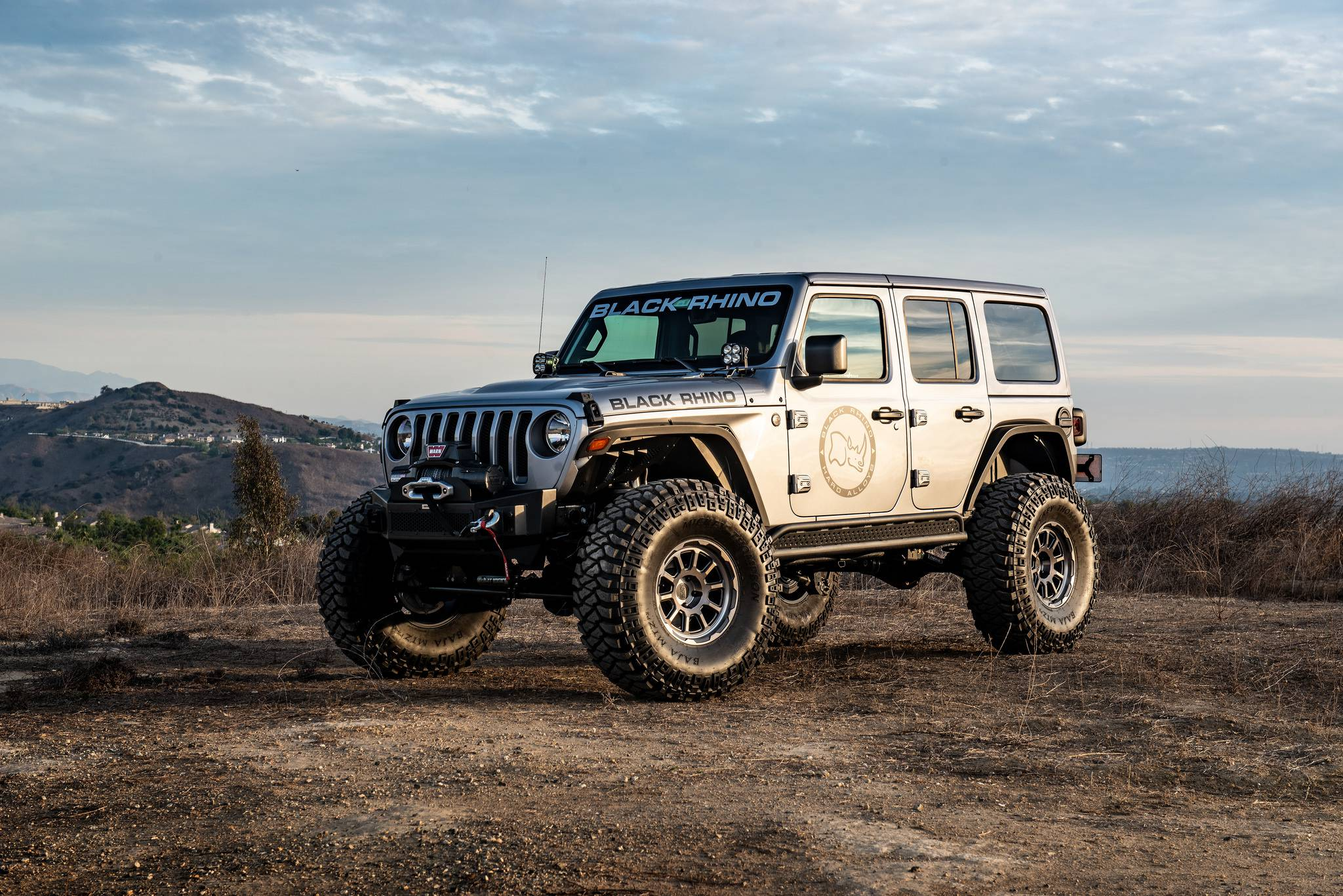Wrangler Rubicon JLU HD wallpapers