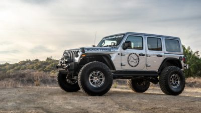 Wrangler Rubicon JLU for desktop